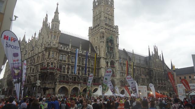 Meia Maratona de Munique Alemanha