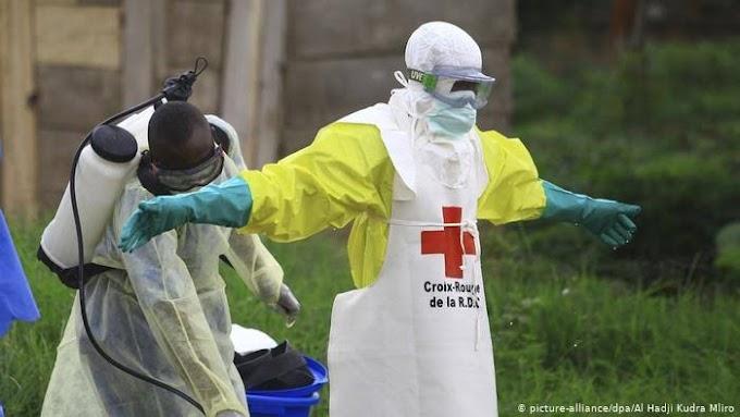 Ebola case was recently confirmed in the Democratic Republic of the Congo