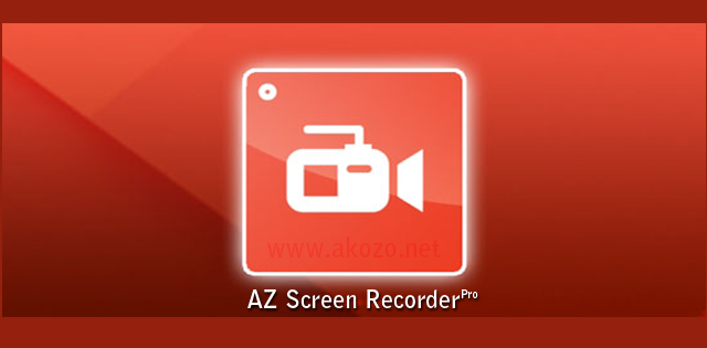 AZ Screen Recorder Premium v4.9.7 b Apk Full Terbaru (No Root)