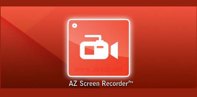 Download AZ Screen Recorder Premium Apk Full Terbaru (No Root)