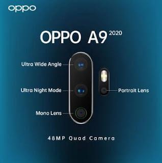 تفاصيل, الهاتف, أوبو, Oppo ,A9 ,2020, كاملة, ( مواصفات, / مميزات, / عيوب )