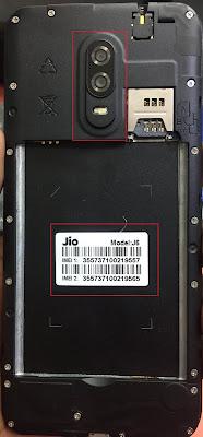 Jio J6 Flash File