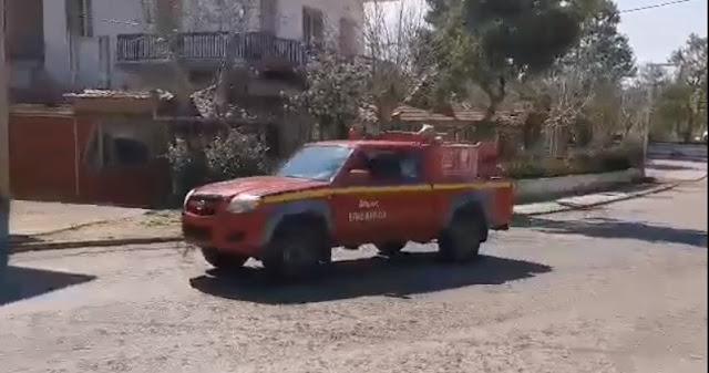 Ντουντούκα στον Δήμο Επιδαύρου προτρέπει τους πολίτες να τηρούν τα μέτρα (βίντεο)