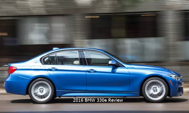 2016 BMW 330e Review