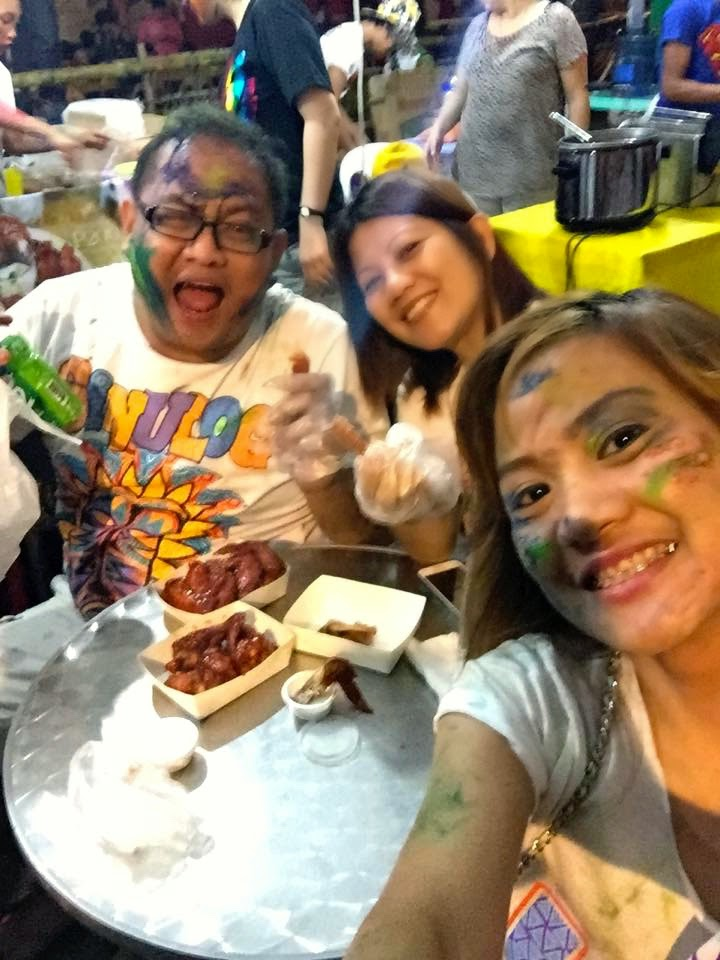 Sinulog eats