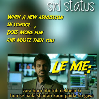 The Laughter Quotes and Messages sid status