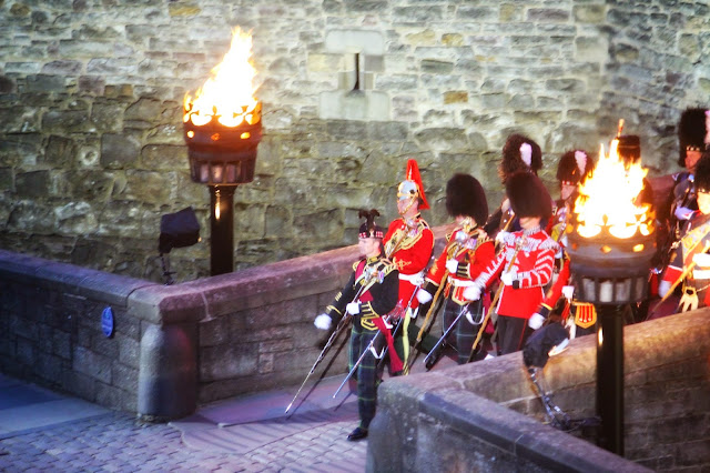 Edinburgh Tattoo March