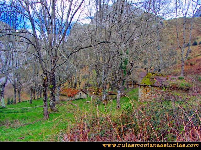 Ruta al Pico Gorrión: Majada Enfilera