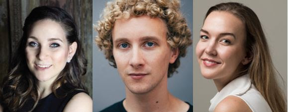 Chiara Skerath, Gwilym Bowen and Ida Ränzlöv are the new Associate Artists of Classical Opera and The Mozartists
