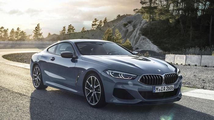 Fotos: El poderoso y atractivo BMW Serie 8 del 2019