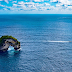 Pantai Banah Bali, Pantai Yang Mempesona dengan Tebing Karang yang Mempesona