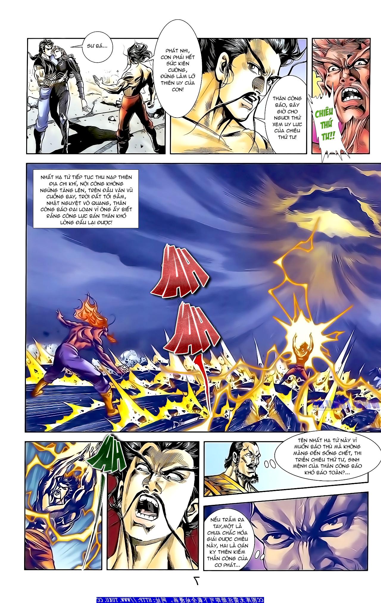 Cơ Phát Khai Chu Bản chapter 158 trang 24