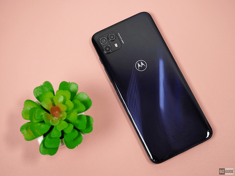 Motorola Moto G50 5G is now official in the Philippines, priced at JUST PHP 10,495!
