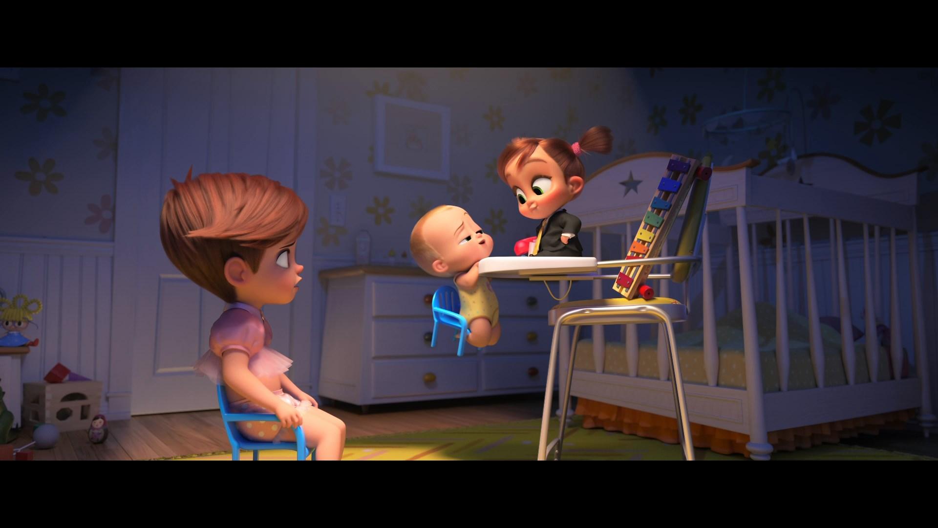 Un jefe en pañales 2: Negocios de familia (2021) 1080p WEB-DL Latino