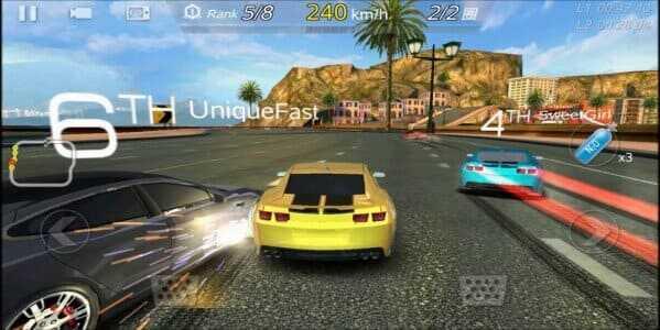 تهكير لعبة Crazy for Speed