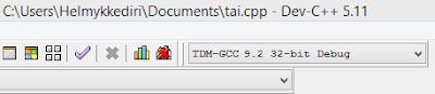 TDM GCC 9.2 32bit release