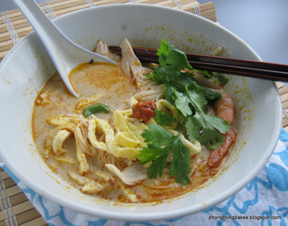 And I Have One More Portion Of Laksa Gravy For The Next Day So You Are Right Arthur