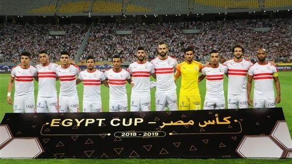 حقق نادي الزمالك المصري بطولة كأس مصر بعد الانتصار على بيراميدز بثلاثية