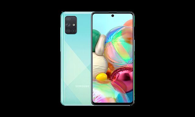 هاتف سامسونج SAMSUNG GALAXY A71