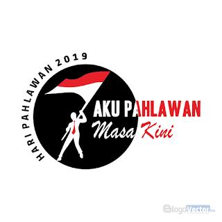 Hari Pahlawan 2019 Logo vector (.cdr)