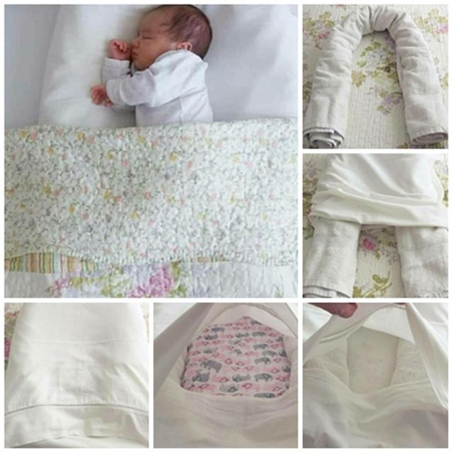 DIY Tilam Bayi Waktu Terdesak, Untuk Segera Di Gunakan....