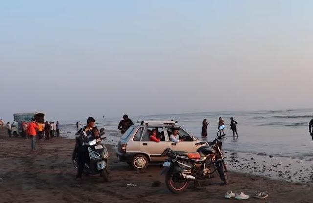 डुमस बीच सूरत - गुजरात का एक भूतिया बीच - Dumas Beach Haunted Beach in Gujarat - Hindi