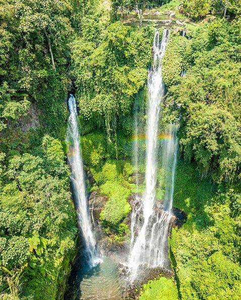 Recommended Waterfall Tourism in Bali