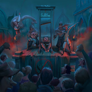 Lirik Jon Bellion ft. Travis Mendes - Guillotine