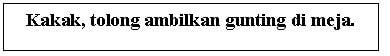 Soal Penilaian Harian Kelas 1 Tema 3 Subtema 1