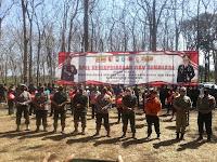 TNI POLRI BERSINERGI DALAM PENANGGULANGAN KEBAKARAN HUTAN DAN LAHAN
