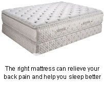 Guidelines To Get The Best Mattress For Lower Back Pain