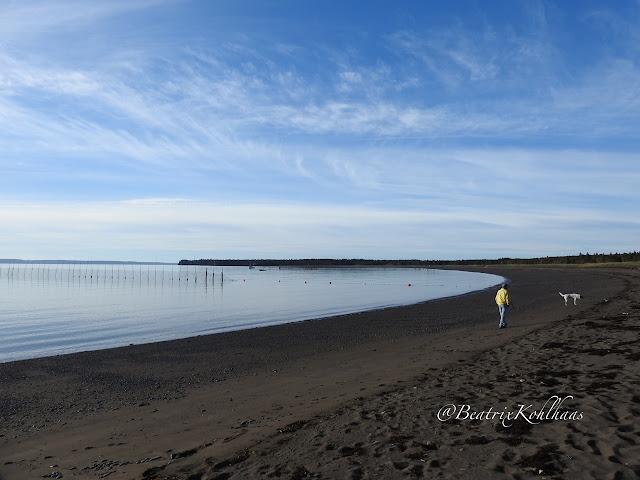 Herring Cove Beach, Campobello