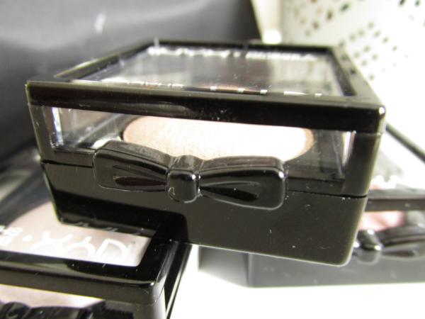 NYX Baked Eyeshadows Verpackung