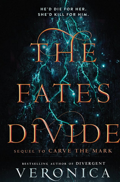 Cover Reveal: The Fates Divide by Veronica Roth