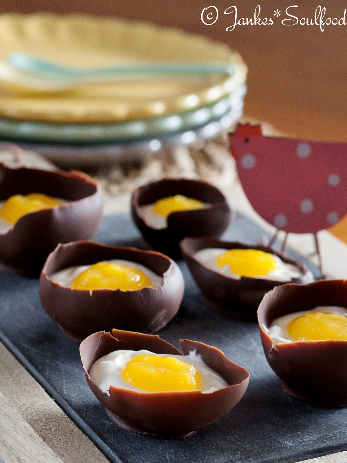 Dessert zum Osterbrunch von Jankes Soulfood