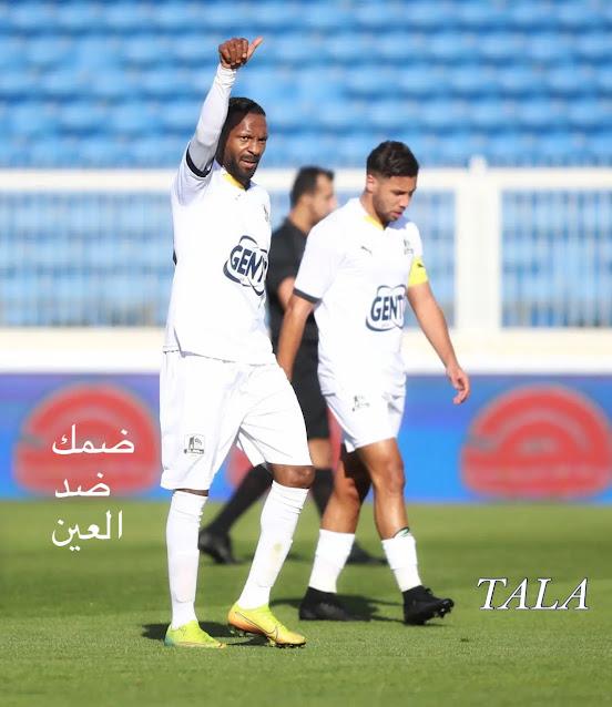 فوز العين على ضمك 2-0.في الجولة الخامسة من الدوري السعودي