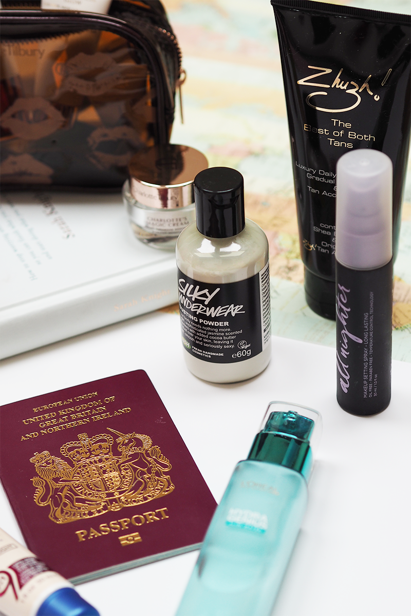 Summer Beauty Essentials Travel Holiday Festival | Colours and Carousels - Scottish Lifestyle, Beauty and Fashion blog