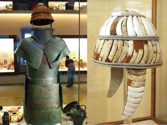 Στρατιωτική πανοπλία 3.500 χρόνων στην... υπηρεσία της επιστήμης