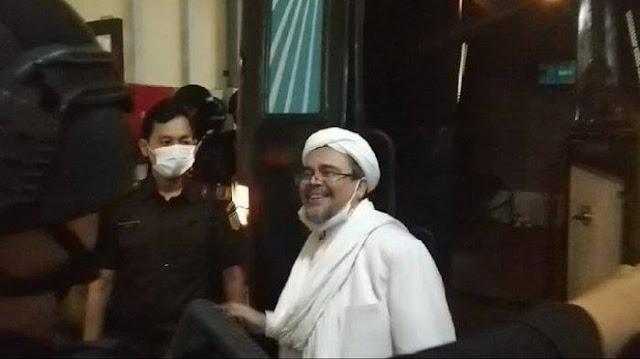 Meski Lebaran Idul Adha di Rutan, Habib Rizieq Gelar Kurban Sapi di Gaza Palestina