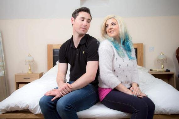 Meet the couples who have given up on sex