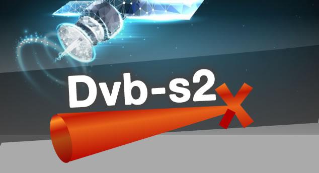 O que DVB-S2x