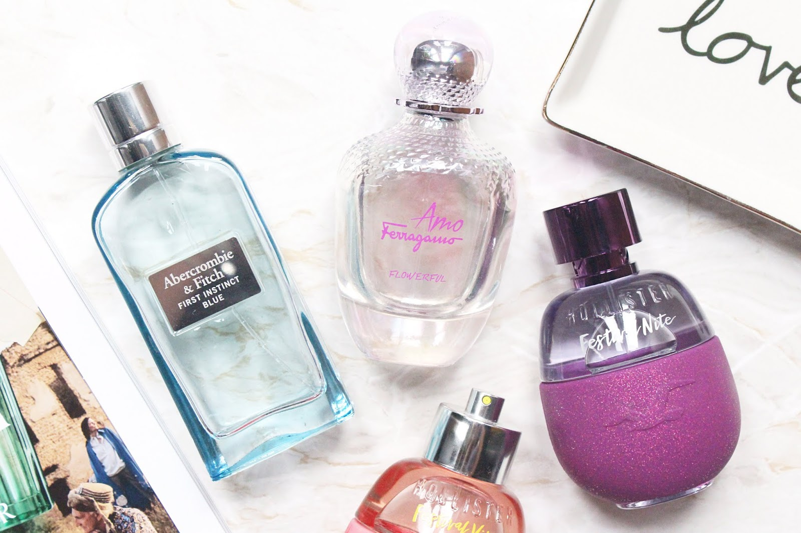 Current Favourite Perfumes - Summer 2019