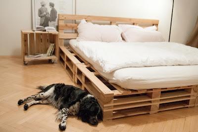 vyrob si postel