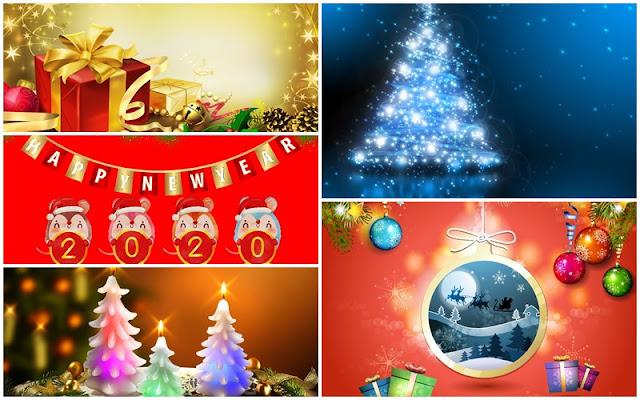 Wallpapers y Fondos de Pantalla Navidad y Año Nuevo 2020 | Charkleons.com