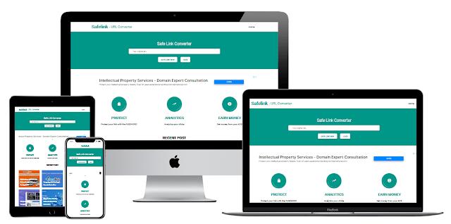 free premium safelink templates