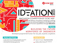 [Gratis] Lomba Video IDEATION 2020 di Bank OCBC NISP