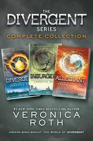 Divergent Trilogy book pdf