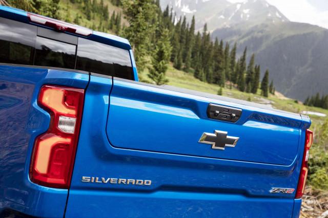 2022 Chevrolet Silverado 1500 Preview