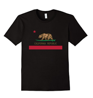bear surfing t-shirt