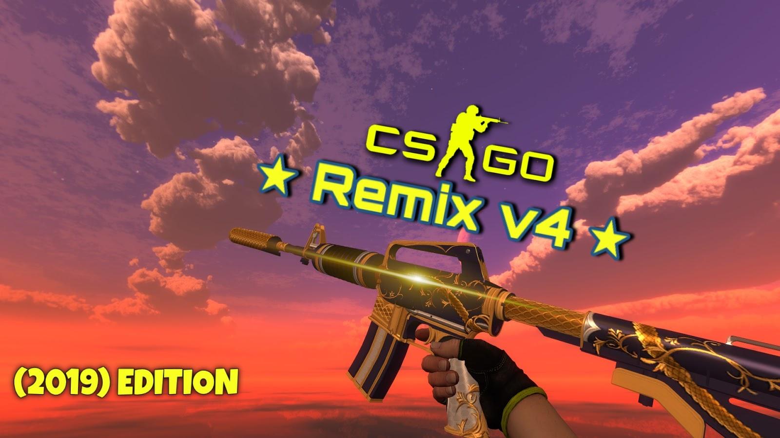 Counter strike source remix